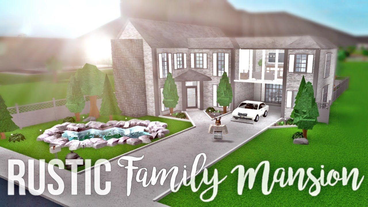 Bloxburg Mansion Ideas Https Ift Tt 2tjisac In 2020 Two Story House Design House Plans With Pictures Mansions