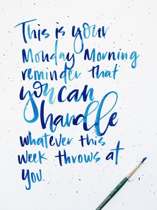 Monday Morning Quotes Enchanting Weekending  Monday Morning Mondays And Motivational