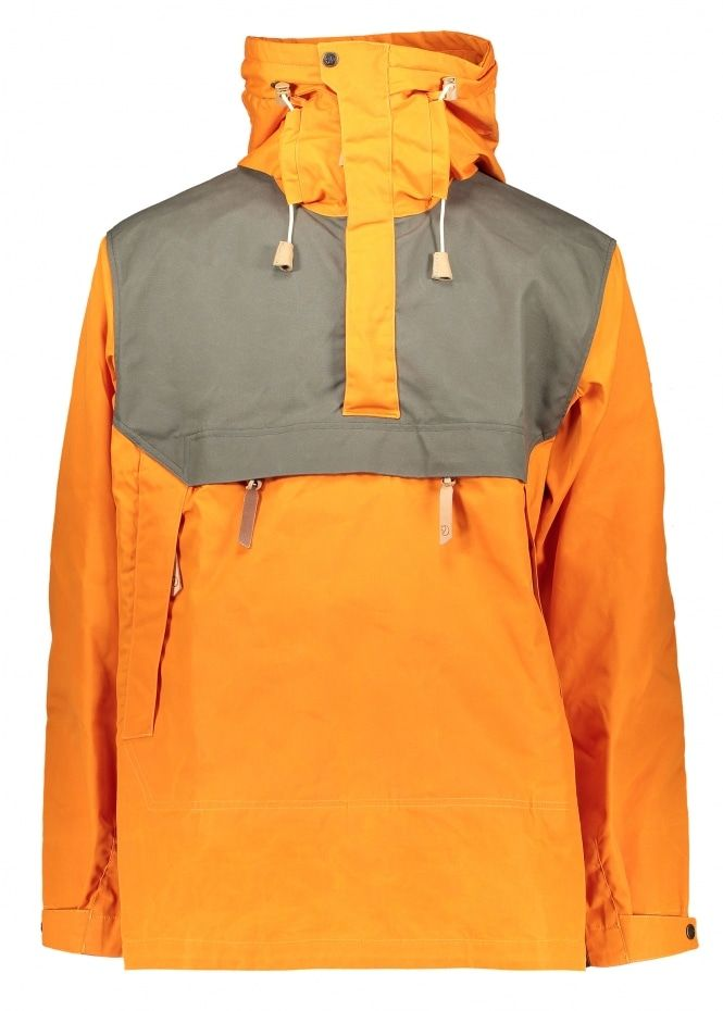 Fjallraven Anorak No. 8 Burnt Orange | Burnt orange