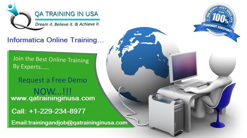 Informatica course ensures software testing professionals