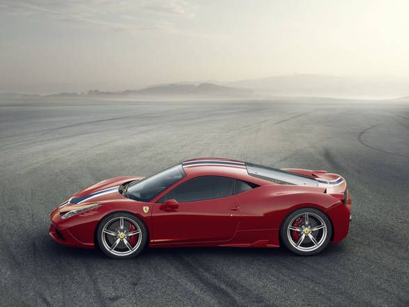 Cool Stuff We Like Here @ CoolPile.com ------- << Original Comment >> ------- Ferrari 458 Speciale