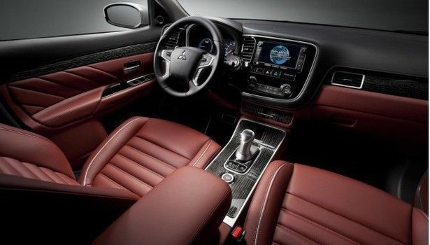 2016 Mitsubishi Outlander - interior   MITSUBISHI   Pinterest