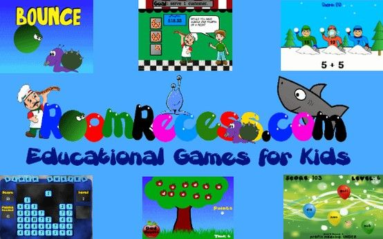 Room Recess Educational Games For Kids Too Cool Educational
