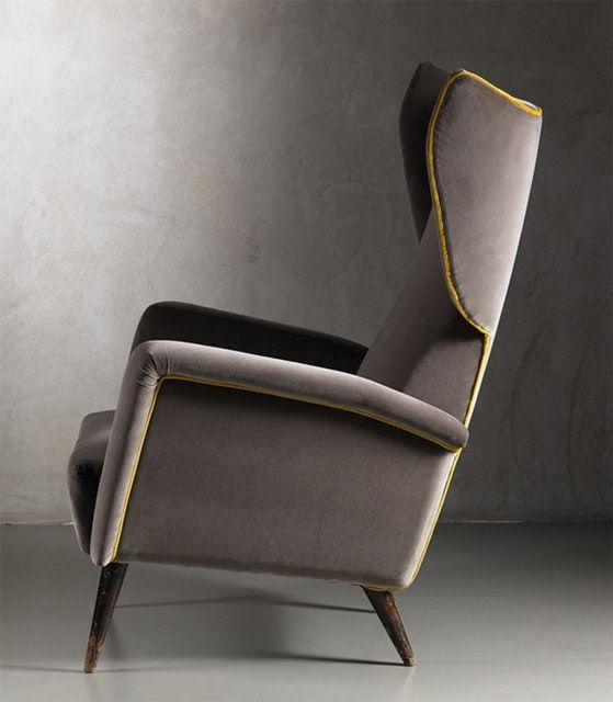 Gio Pontiu0027s Quintessential Chairs