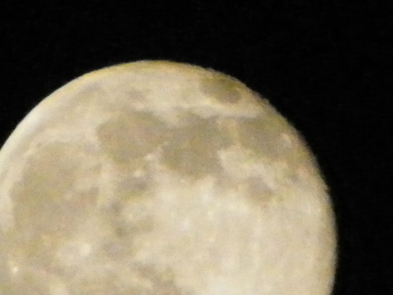 Full Moon 6-13-2014 @ 10:20 pm. Took this with my Kodak EasyShare Z981