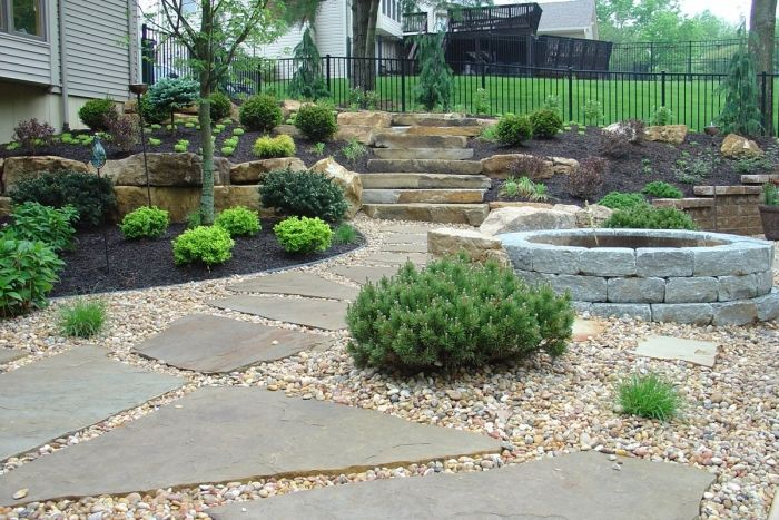 geeignete pflanzen für ihren eigenen steingarten- tipps zur, Gartengerate ideen