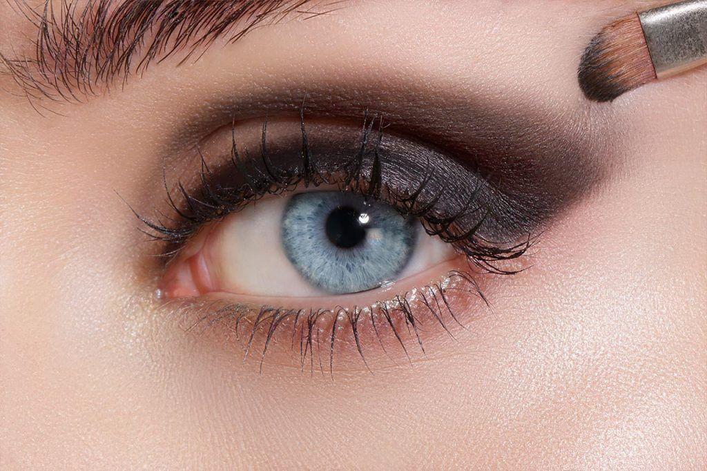 Augen schminken für Anfänger: Schritt-für-Schritt ...