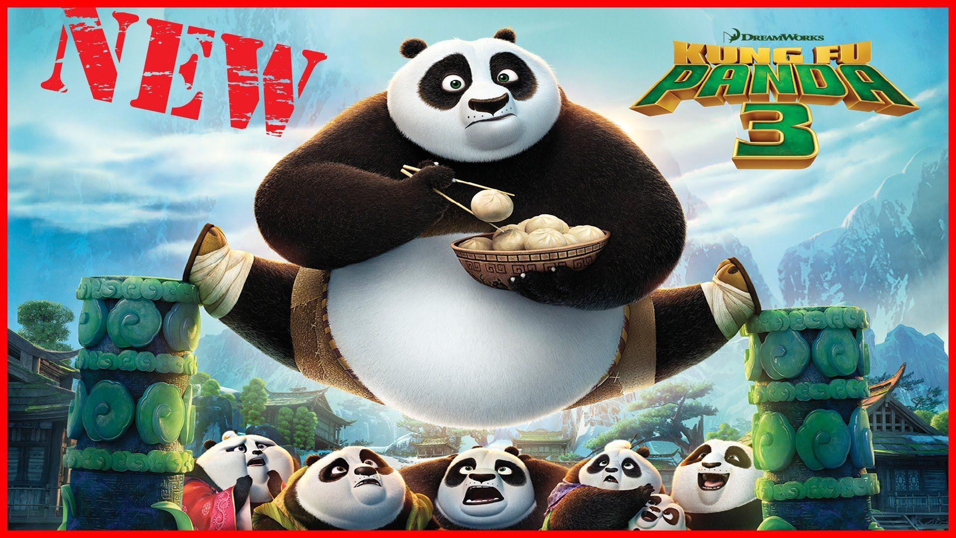 Kung Fu Panda 3 Ganzer Film Deutsch