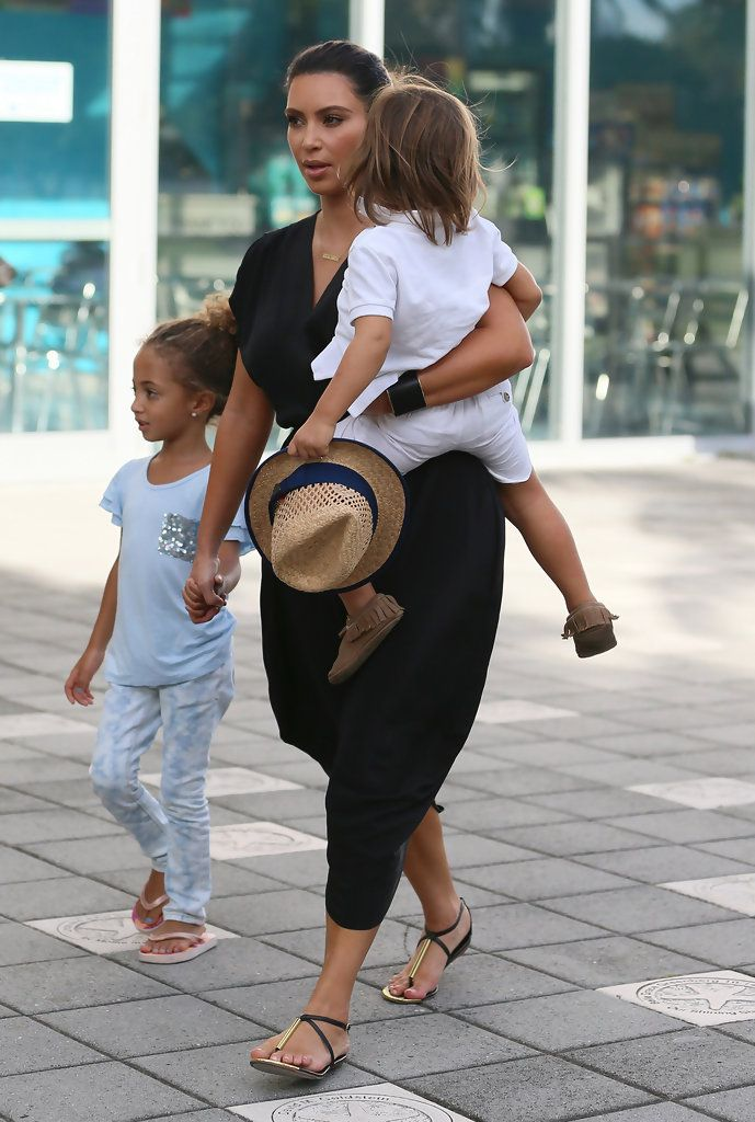 a356c05c602 Kim Kardashian Thong Sandals