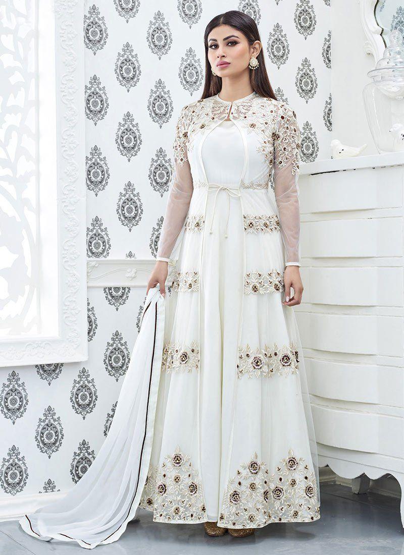 853f4efc18 Menlo Park   anarkali   Anarkali suits, Salwar kameez, Mouni roy dresses
