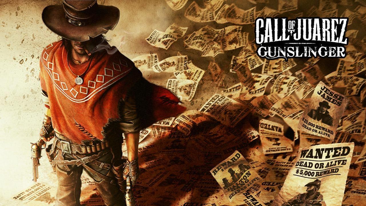 Review Call of Juarez Gunslinger Juarez, Superhero tv