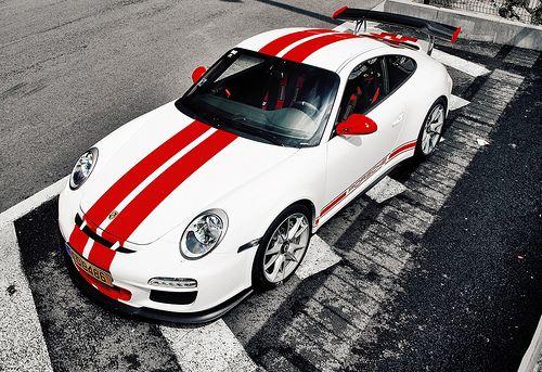 Porsche 911 GT3 RS MKII
