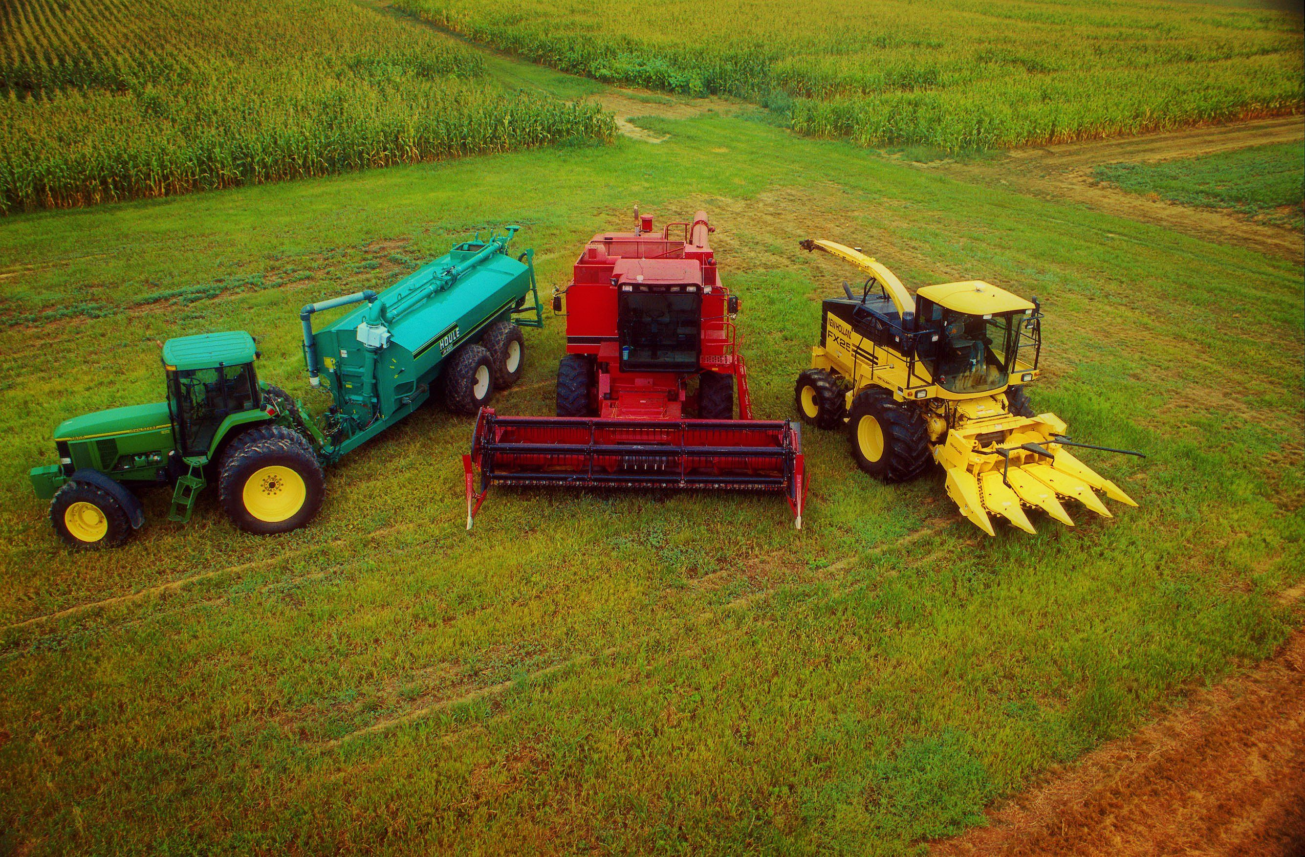 Agricultural & Forestry Machinery Market to Reach US$ 400 Bn by 2029 | New  holland agriculture, Tractors, Farm equipment