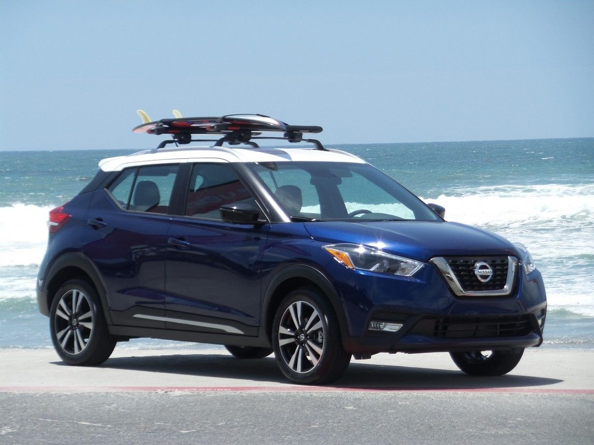 2018 Nissan Kicks First Review Nissan Nissan Cars Chevrolet Trax
