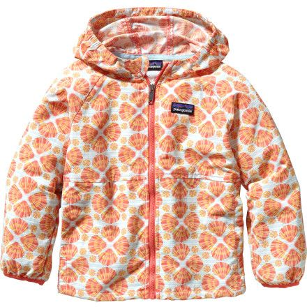 Patagonia Baggies Jacket Toddler Girls Jackets