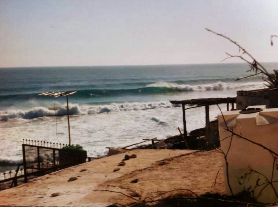 Morocco beach sun waves surfing offshore
