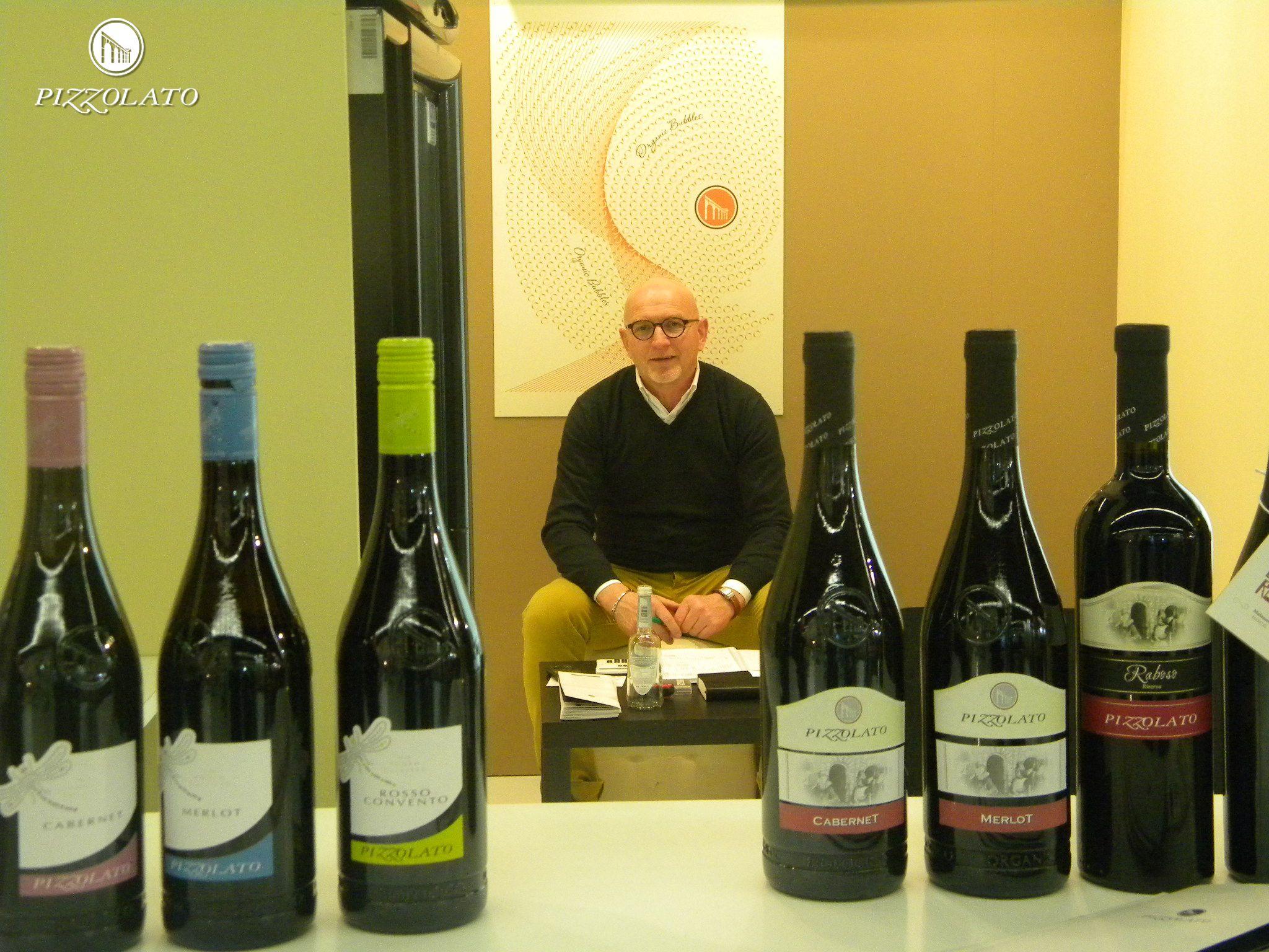 """Sei sono i vini, Settimo è il """"vinaiolo"""" ;-)"""