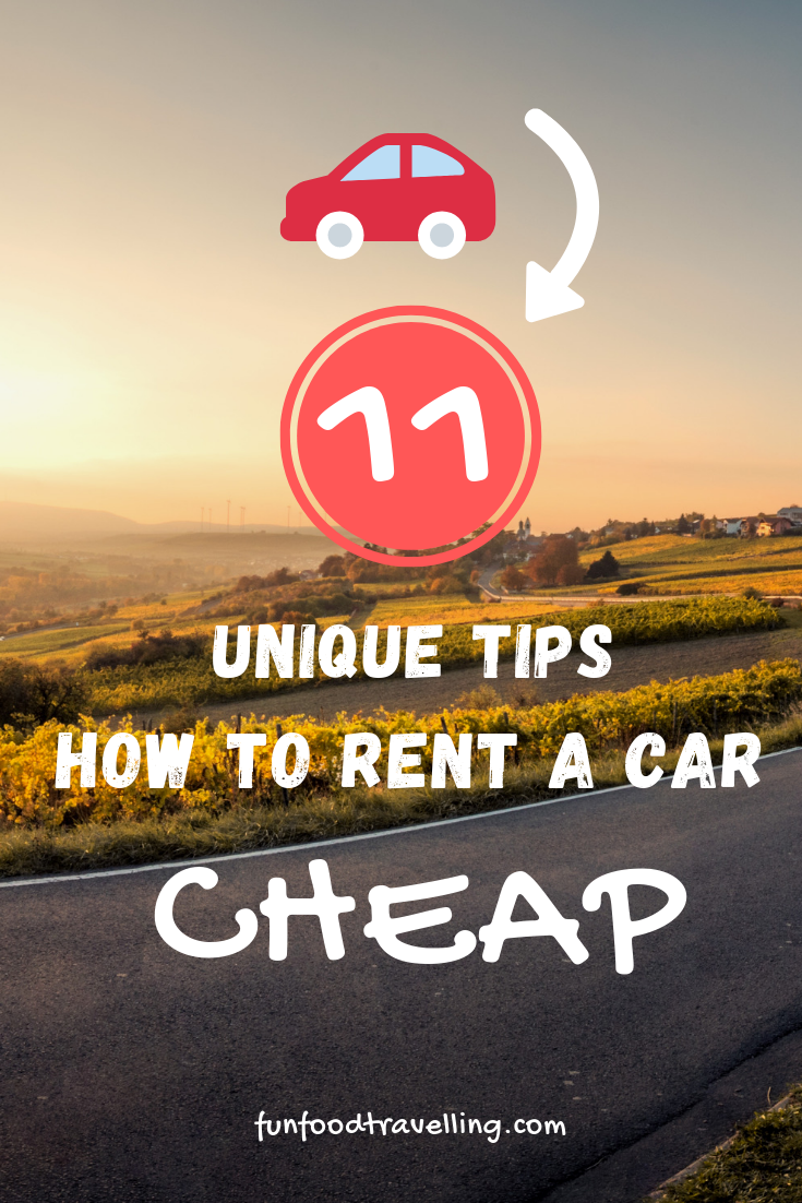 11 Unique Tips on How to find Budget Car Rental in Europe - Fun Food  Travelling | Best car rental deals, Budget car rental, Car rental