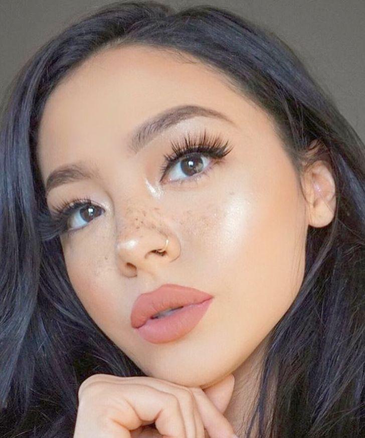 Eye Makeup For Brown Eyes Smokey Eye Makeup Dark Skin Maquillajes