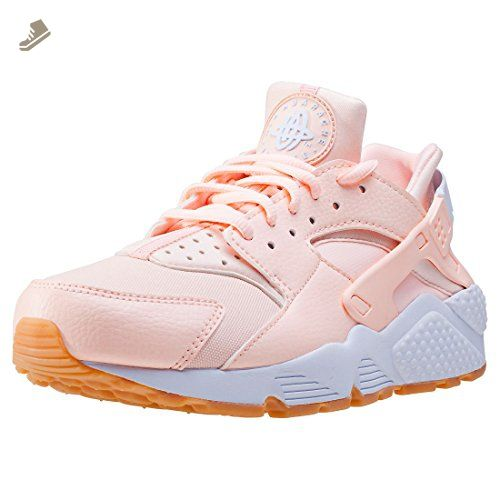 d1981617c192a Nike Air Huarache Run Womens Trainers Blush Pink - 8.5 UK - Nike ...