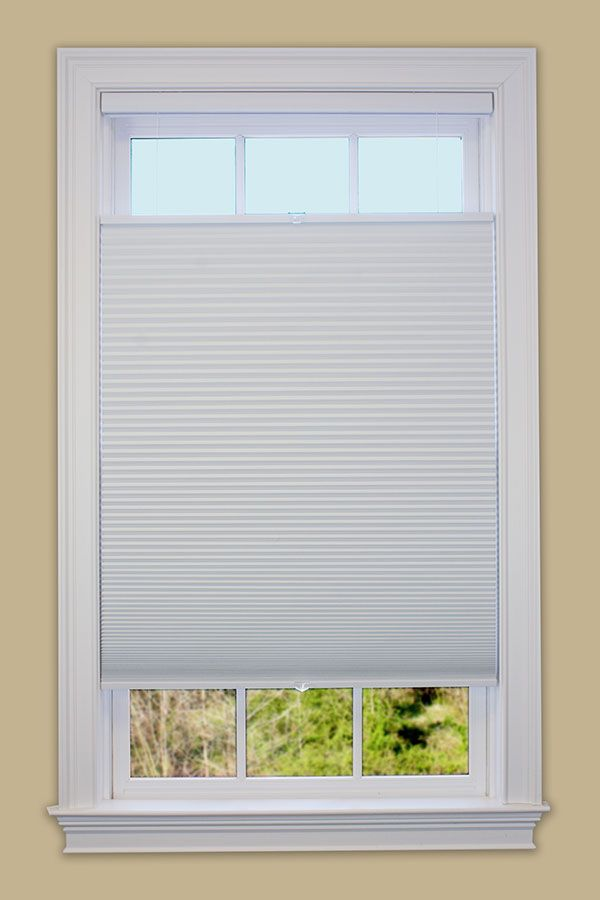Allen Roth Top Down Bottom Up Blackout Shade Window Treatment Styles Window Shades