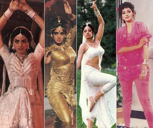 Image result for sridevi dancing