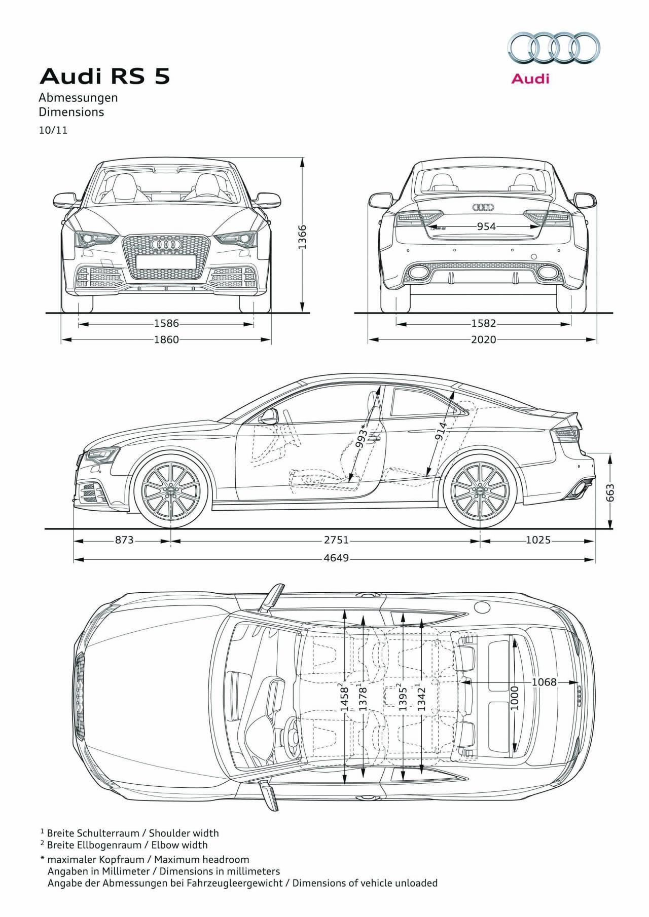 2012 Audi Rs5 Audi A1 Audi R8 Spyder Audi Tt