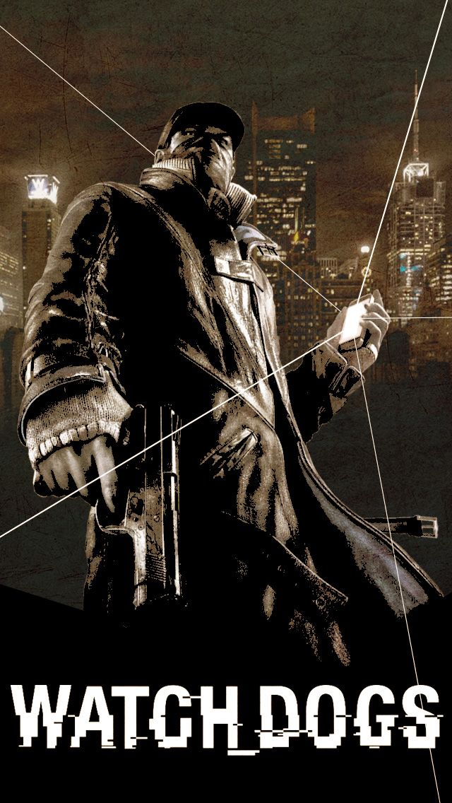 Watch Dogs Game Wallpapers Wallpapers Desktop Wallpaper