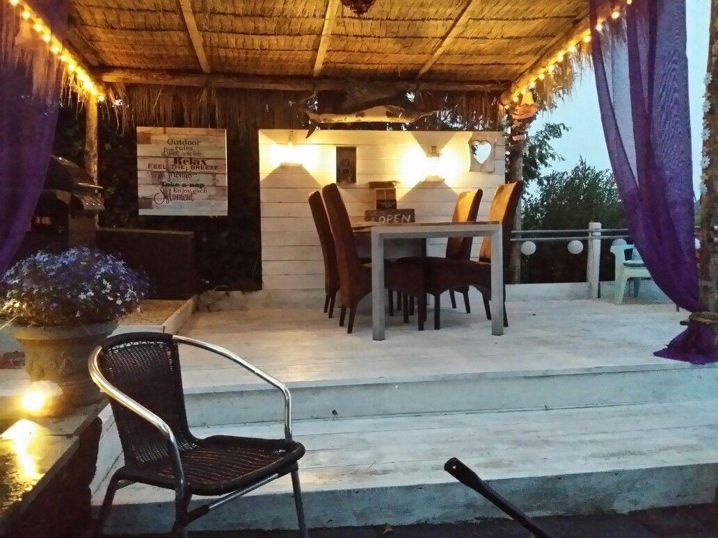 Foursquare Patio Outdoor Decor Outdoor