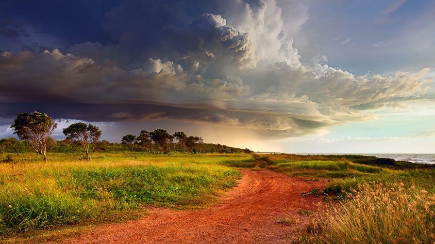 cloud storm bungonia australia wallpaper free download hd quality