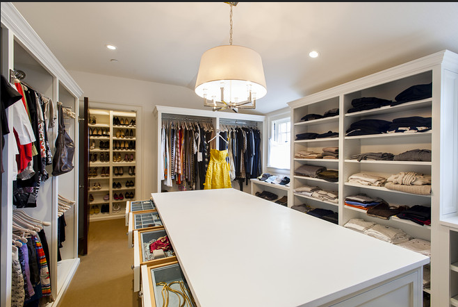 Closet Room Idea Luxury Closet Closet Island Walk In Closet