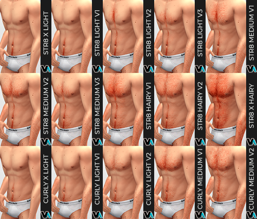 Maxis Match Cc World S4cc Finds Daily Free Downloads For The Sims 4 Sims 4 Body Mods The Sims 4 Skin Sims 4 Tattoos