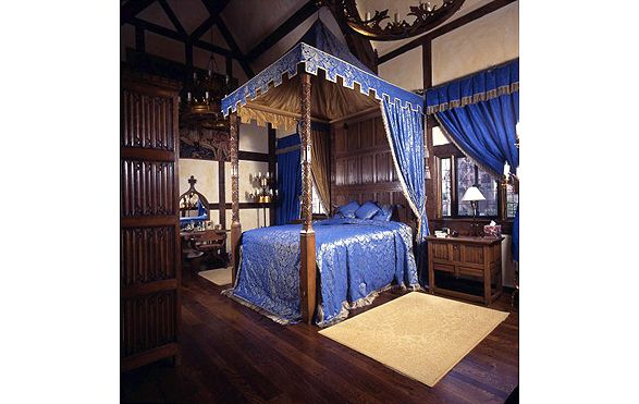 Medieval Bedroom Design Elizabethan Manor Master Bedroom 1500's Medieval Custom Recreation