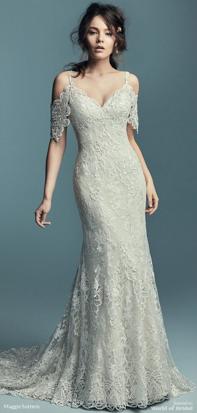 Maggie sottero fall wedding dresses