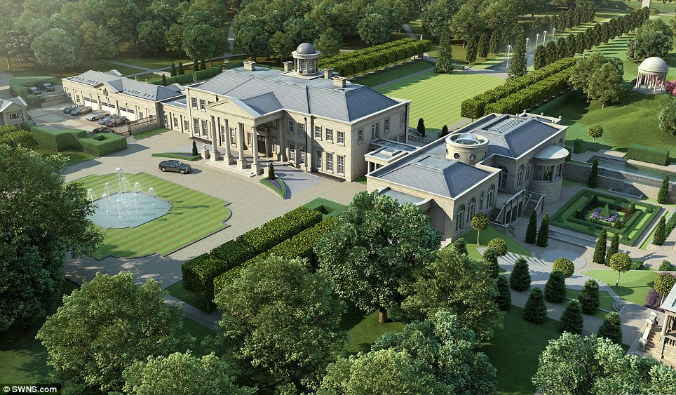 biggest house in the world luxurious abode of the rich famous updown court