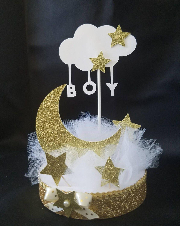 1 Pc Twinkle Twinkle Little Star Baby Shower Centerpiece