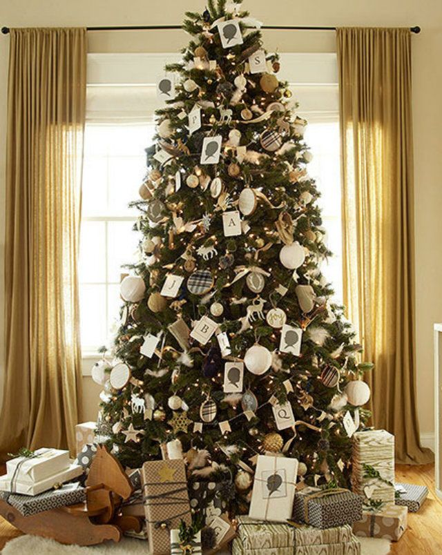 Twinkling lights, glittering ornaments and decadent garland is just the tip  of the #Christmas