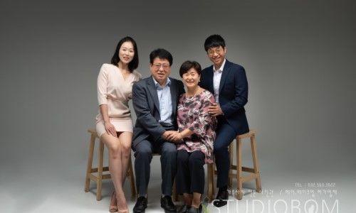 인천가족사진 인천취업사진, 스튜디오봄, 김포,청라,일산,검단