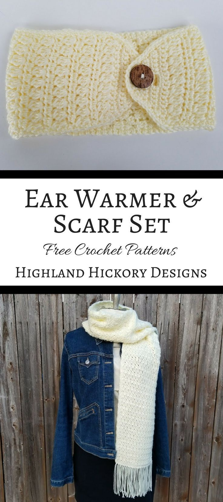 Clusters and Stripes Ear Warmer Headband | Ear warmer headband ...