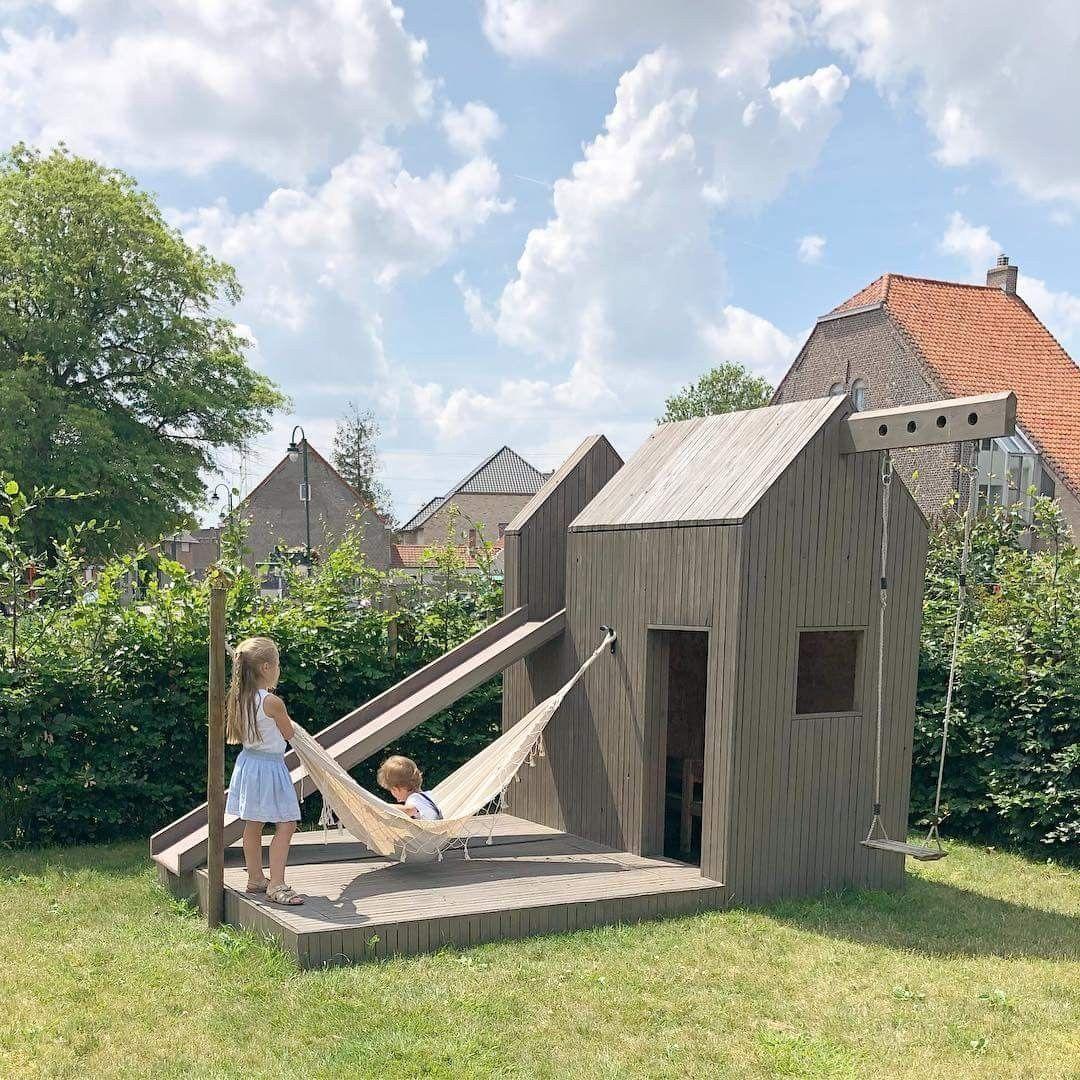 Photo of spielhaus garten #garten Garden kids toys and design playhouse #Balcony Garden #…