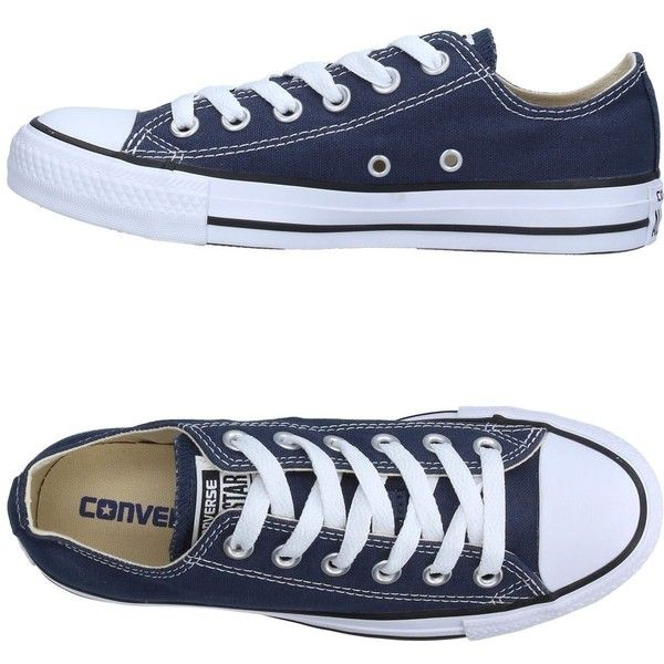 Converse All Star Sneakers ($72) ❤ liked on Polyvore