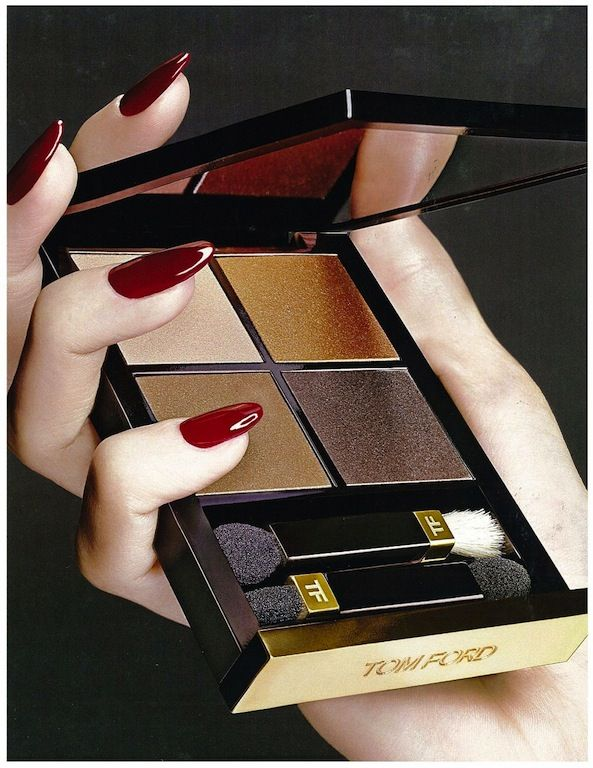 "Tom Ford's ""taupes"". Damn it."