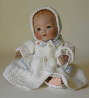 Bébé de caractère Armand Marseille 1920