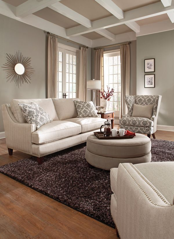 love the soft tones of this room klaussner duchess http www