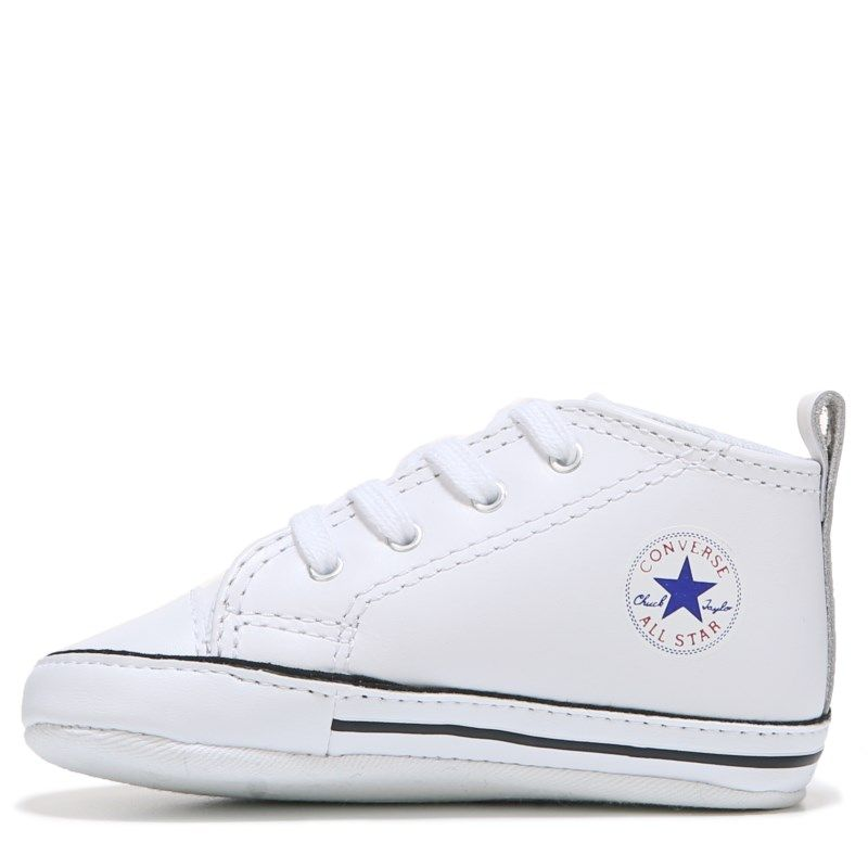 Kids' Chuck Taylor All Star First Star Sneaker Baby #whiteallstars