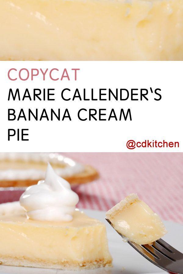 Made With Powdered Sugar Whipping Cream Pie Crust Bananas Cream Cheese Sugar Cornstarch Banana Cream Pie Recipe Banana Cream Pie Evaporated Milk Recipes