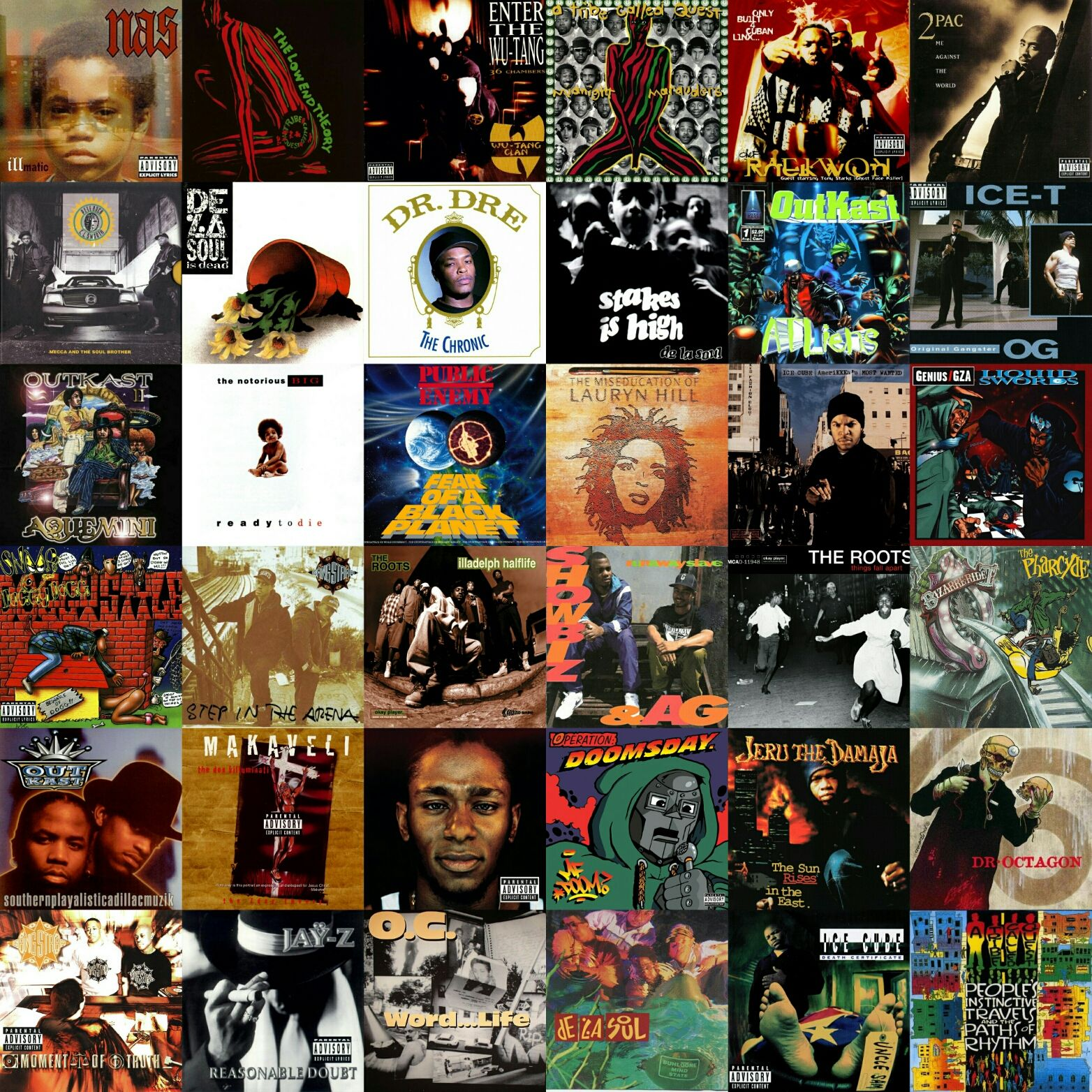 best hip hop albums of the 1990s ninety nineties oldschool in 2019 pinterest musik. Black Bedroom Furniture Sets. Home Design Ideas