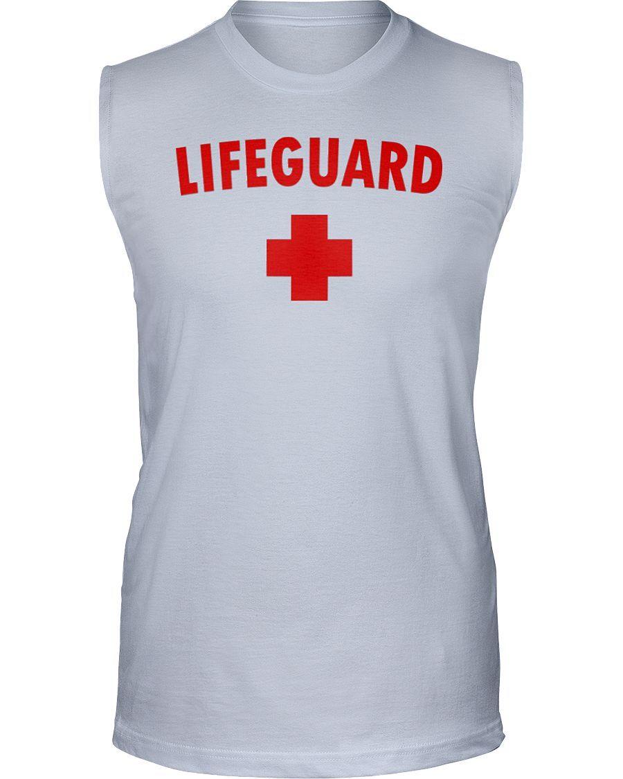 01ec311bdcc Lifeguard Tank Top