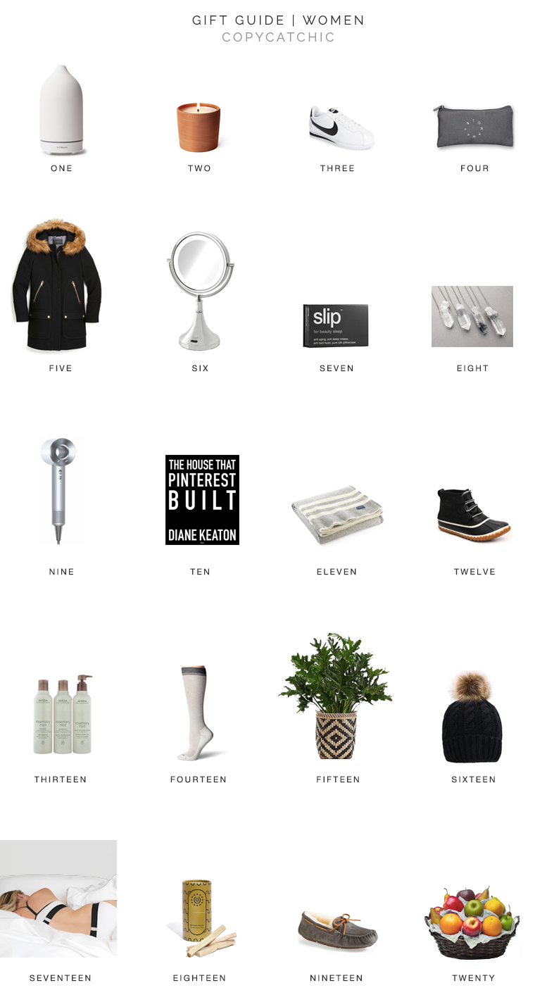 Holiday Gifts For Women Copy Cat Chic Favorites 2017 All Of The Deserving
