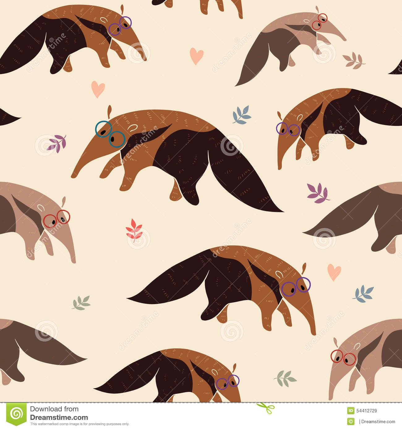 Anteater Pattern